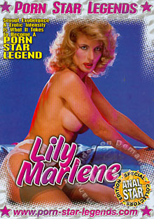 Porn Star Legends - Lily Marlene Box Cover