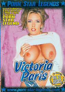 Porn Star Legends - Victoria Paris Box Cover
