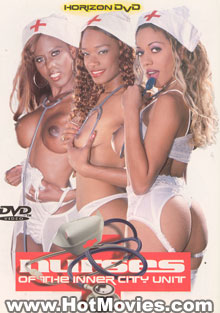 Nurses Of The Inner City Unit Box Cover