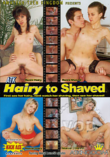 ATK Hairy To Shaved Box Cover