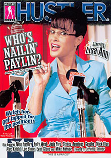Who's Nailin' Paylin? - Adventures Of A Hockey MILF Box Cover