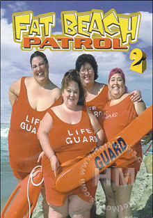 Fat Beach Patrol 2 Box Cover
