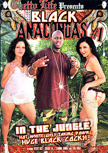 Black Anacondas #1 - In The Jungle Box Cover