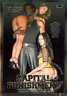 Capital Punishment Box Cover
