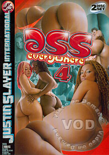 Ass Everywhere 4 Disc1