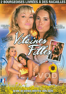 Vilaines Filles Box Cover