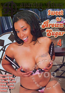 Sweet As Brown Sugar 4 Box Cover