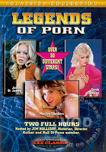 Legends Of Porn Box Cover