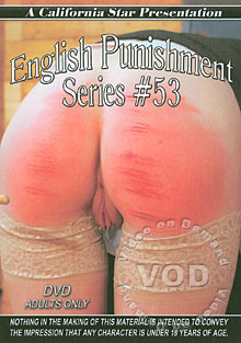 English Punishment Series 53 Box Cover