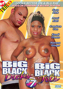 Big Black Dicks Big Black Tits #7 Box Cover