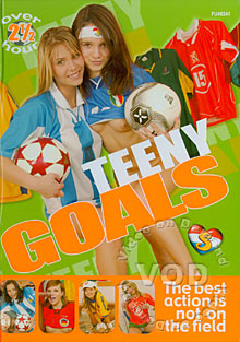 Teeny Goals Box Cover