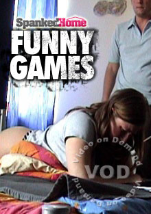 Funny Games Box Cover