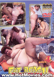 Fat Beach Patrol 4 Box Cover