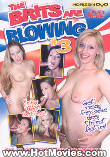 The Brits Are Blowing #3 Box Cover