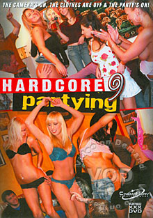 Hardcore Partying 9 Box Cover