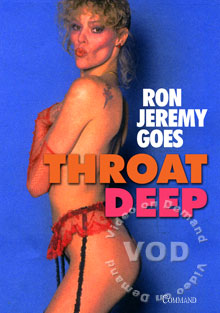 Ron Jeremy Goes Throat Deep Box Cover