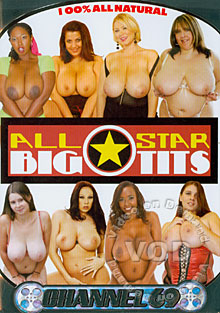 All Star Big Tits Box Cover