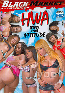 HWA - Ho's Wit Attitude Box Cover