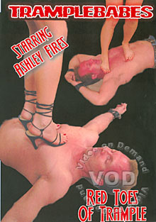 Red Toes Of Trample Box Cover