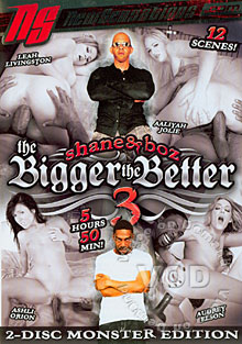 Shane & Boz : The Bigger The Better #3 (Disc Two)