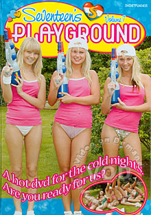 Playground 7 Box Cover