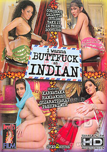 I Wanna Buttfuck An Indian Box Cover