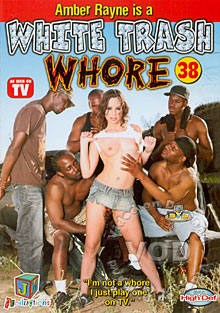 White Trash Whore 38 Box Cover