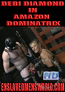 Amazon Dominatrix Box Cover