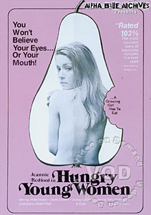 Hungry Young Women Box Cover