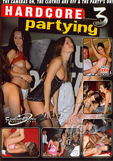 Hardcore Partying 3 Box Cover