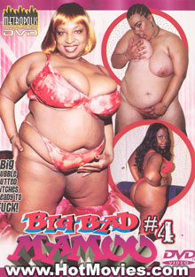 Big Bad Mamoo 4 Box Cover