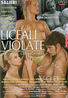 Liceali Violate Box Cover