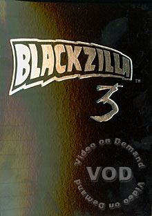 Blackzilla 3 (Disc 1) Box Cover