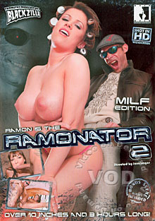 Ramonator 2: MILF Edition Box Cover