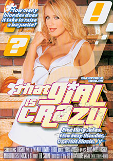 That Girl Is Crazy Box Cover