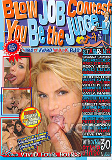 Blow Job Contest - You Be The Judge