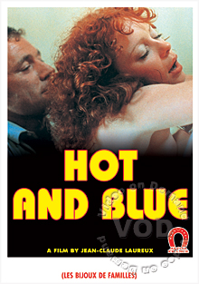 Hot And Blue - Soft/Erotic Version Box Cover