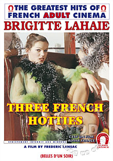 Three French Hotties - Soft/Erotic Version Box Cover