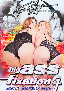 Big Ass Fixation 4 Box Cover