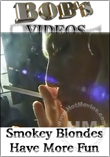 Smokey Blondes Have More Fun Box Cover