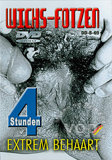Wichs-Fotzen Extrem Behaart 69 Box Cover