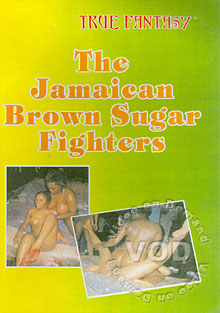 The Jamaican Brown Sugar Fighters Box Cover