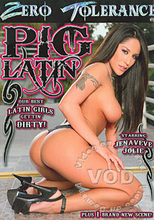 Pig Latin Box Cover