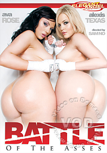 Battle Of The Asses Box Cover