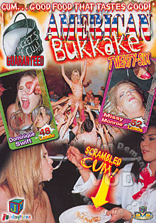 American Bukkake 26 Box Cover