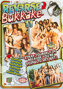 Reverse Bukkake 11 Box Cover