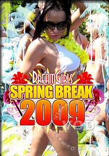 Spring Break 2009 Box Cover