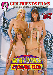 Mother-Daughter Exchange Club Part 5 Box Cover