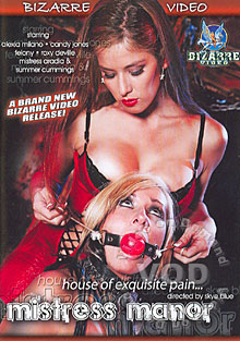 Mistress Manor Box Cover
