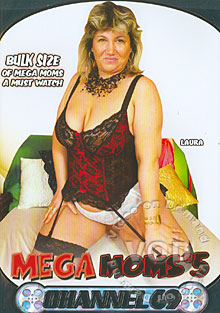 Mega Moms #5 Box Cover